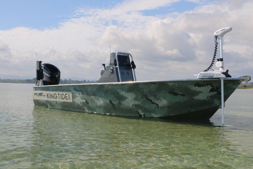 king tide boat