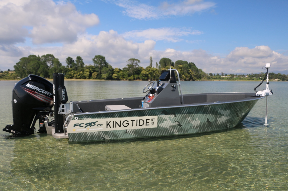 King Tide – New guide vessel