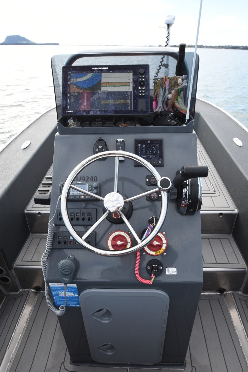 one boat network, Humminbird, Minn Kota, link, talon, remote, kingfish, New Zealand, Australia, centre console, fc boats, fc535