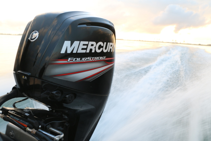 Mercury marine, outboard, New Zealand, Tauranga, fishing boat, fc Boats, salt water