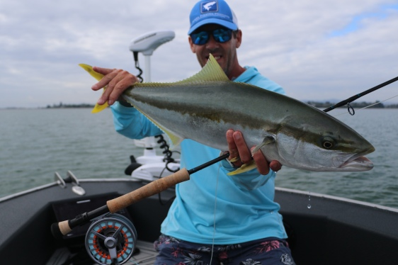 ray rider, nz flats fishing, Tauranga fishing guide, New Zealand